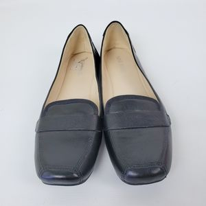 Nine West High Quality Leather Ballet Flats